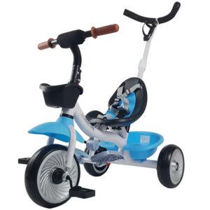 Tricikl za decu Action plavi