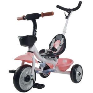 Tricikl za decu Action roze