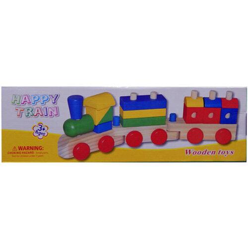 drveni deciji voz wood express