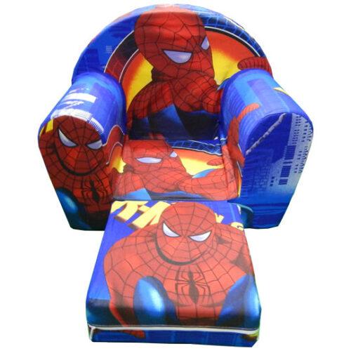 Foteljica za decu Soft Spiderman 2