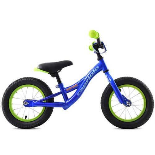 Plavi gur gur bicikl za decu