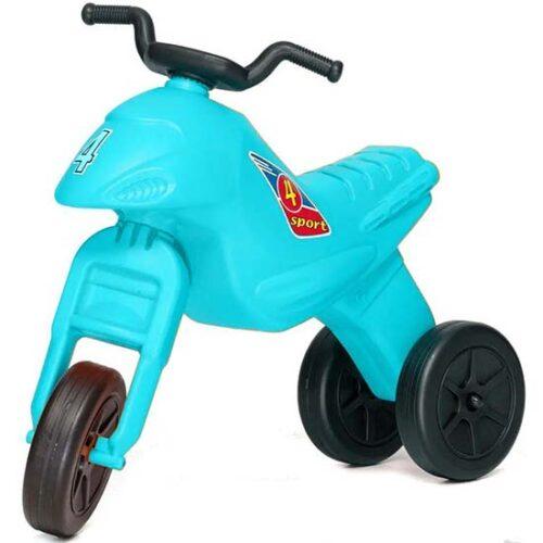 plava guralica za decu four