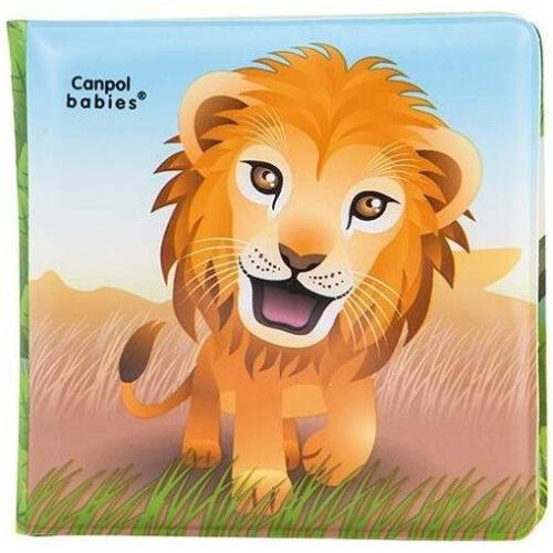 Knjiga za kupanje Lav 3