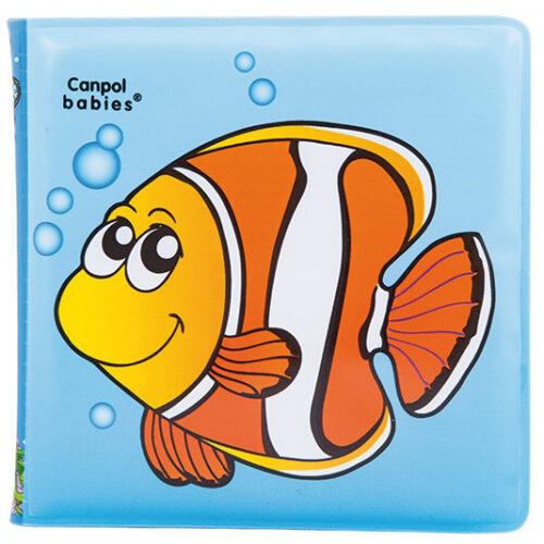 Knjiga za kupanje Riba 3