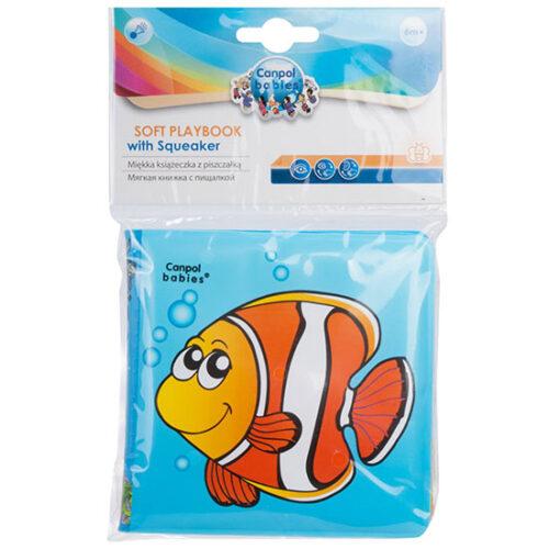 knjiga za kupanje beba riba 2