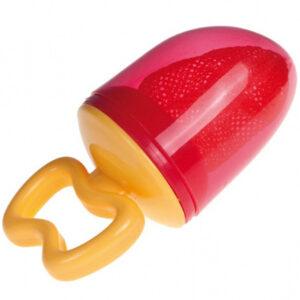 mljackalica za bebe crvena