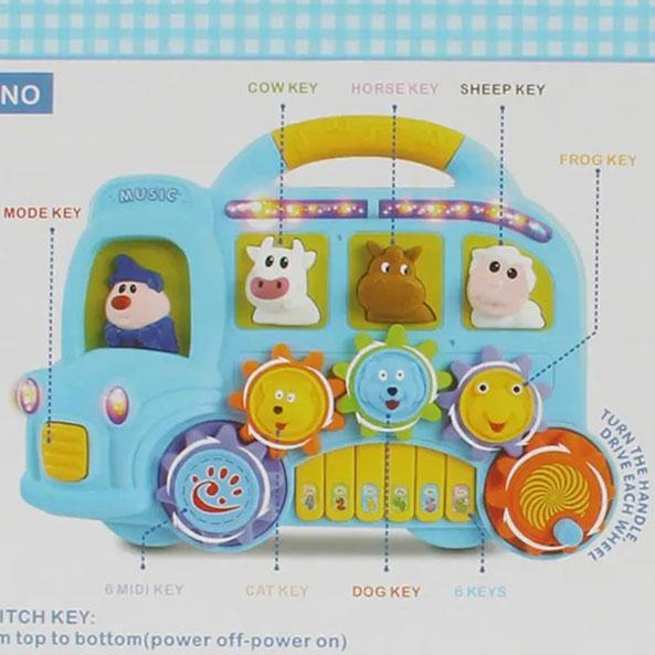 muzicka igracka autobus bgki 4