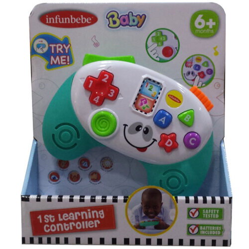 Igracka za bebe u obliku dzojstika