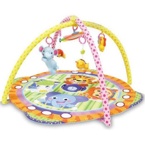 gimnastika podloga za bebe safari