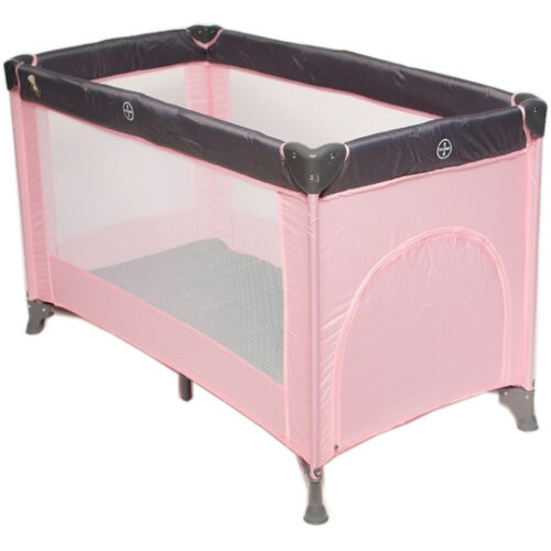 Prenosivi krevetac Dreamplay pink