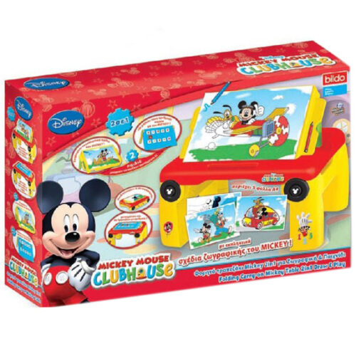 Plasticni sto za crtanje Mickey