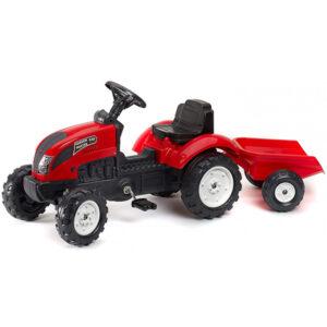 Crveni traktor na pedale Falk 2058
