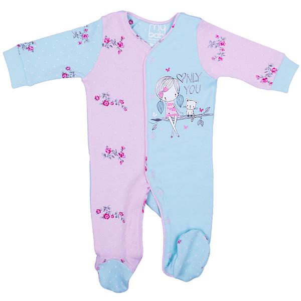 Zeka strampla za bebe 5047