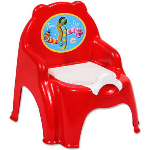 crvena nosa stolica za decu dohany