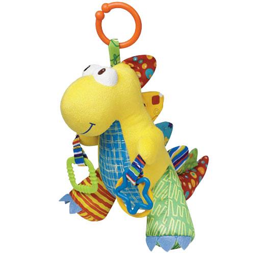 Plišana bebi igračka Paks Dinosaurus
