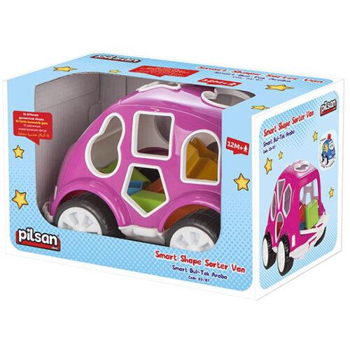didakticki auto pilsan pink 2