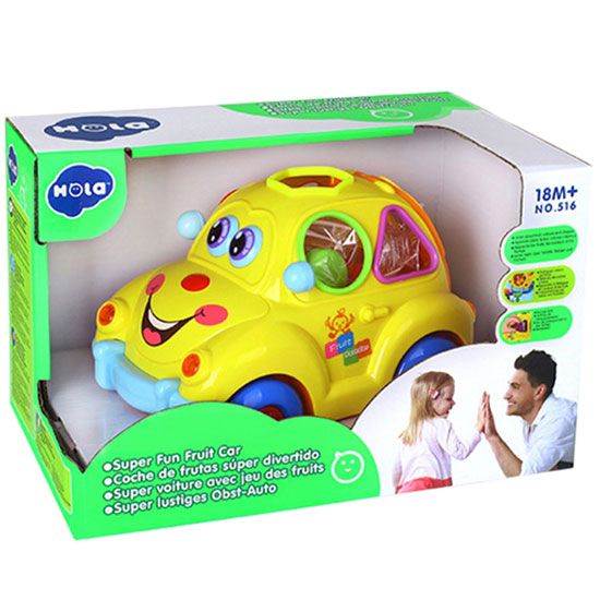 Auto za bebe Holisimo 3