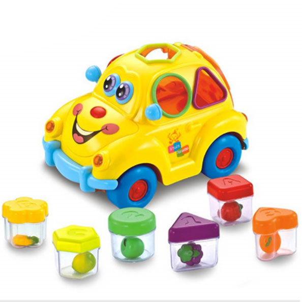 Auto za bebe Holisimo