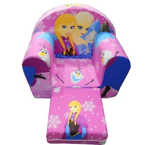 Foteljica za deci Soft Frozen 2