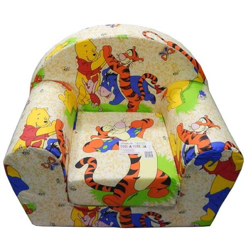Foteljica za decu Soft Winnie 1