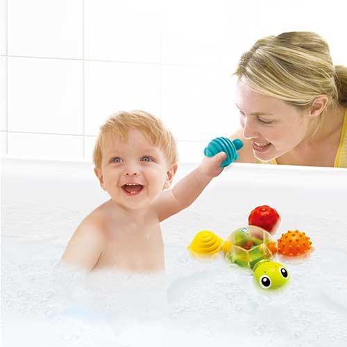 Kornjaca za bebe Sensory 3