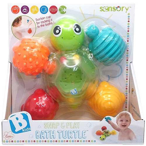 Kornjaca za bebe Sensory 4