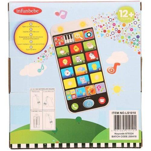 Igracka telefon za bebe Infunbebe 2