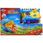 Igracka vozic za decu veselih boja