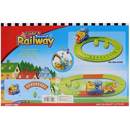 Voz za decu Railway 2 1