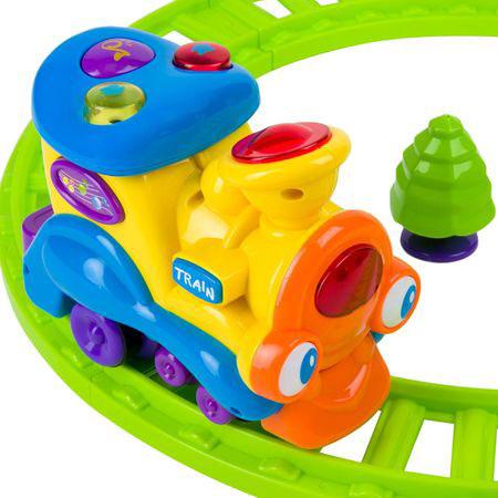 Voz za decu Railway 3 1