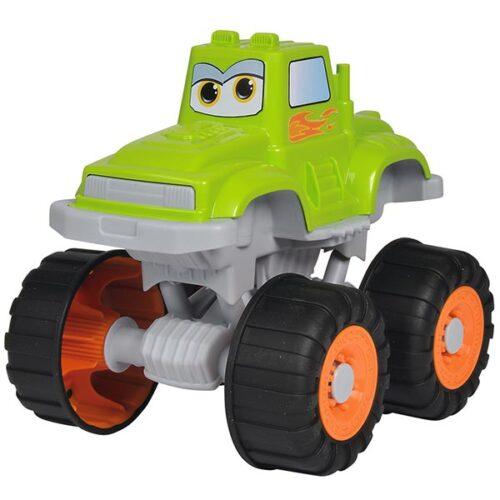 zeleni autic za bebe monster truck androni