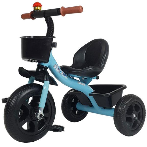 Tricikl za decu Beast plavi