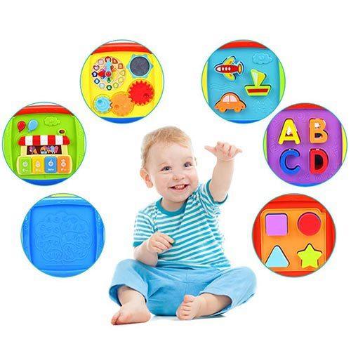 Edukativna kocka za bebe Huanger 3