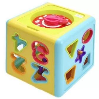 Didakticka kocka Redbox 3