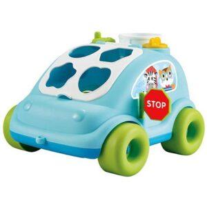 Didakticki auto za bebe Abero