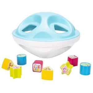 Eduaktivna igracka za bebe sorter Max king plavi