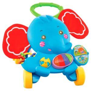 Hodalica guralica setalica za bebe Slonce