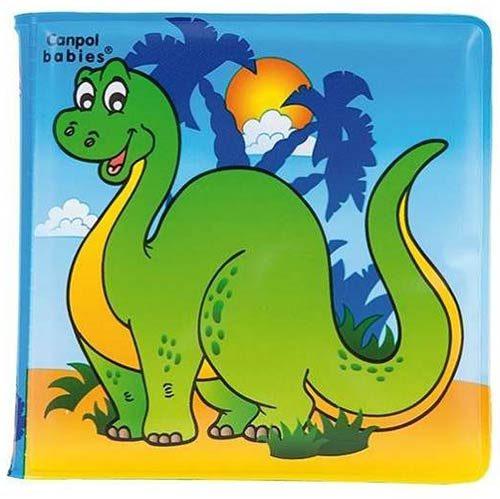 Knjiga za kupanje beba Dino