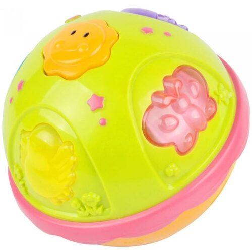 Muzicka lopta za bebe Redbox 2