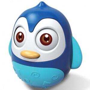 Roli poli za bebe Pingvin plavi