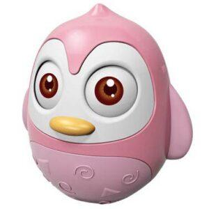 Roly poly Pingvin roze