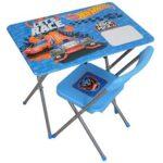 Sto i stolica za decu Hot wheels