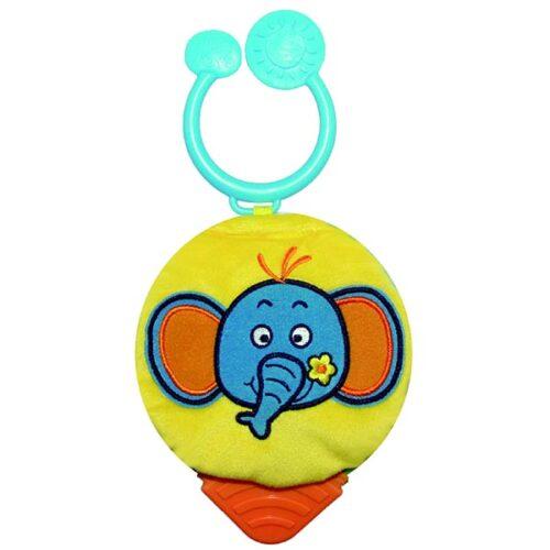 Edukativna suskava knjiga za bebe Elephant