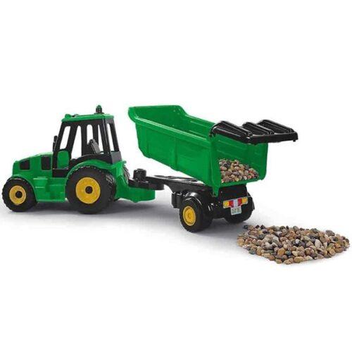 Igracka traktor sa prikolicom AVC81
