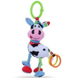 Vibrirajuca igracka za bebe Cow