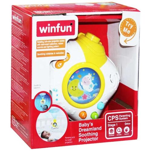 Projektor za bebe Winfun