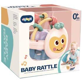 Zvecka za bebe u obliku lopte Bubica