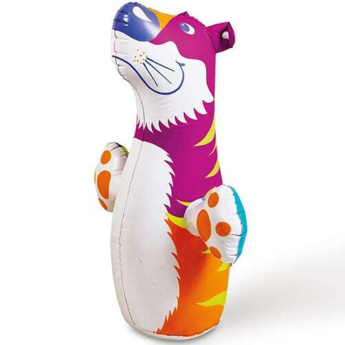 PVC igracka na naduvavanje tigar