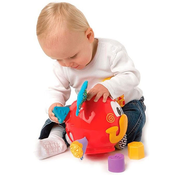 Edukativna igracka za bebe sorter Elephant