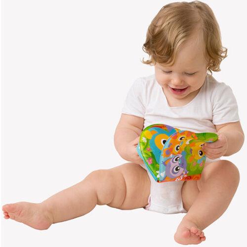 Plasticna knjiga za kupanje Playgro